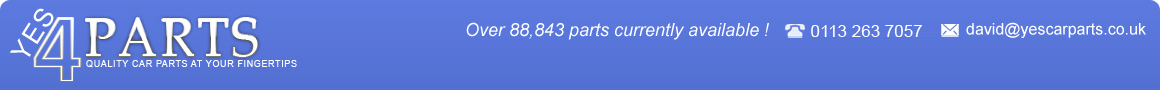 YES 4 CAR PARTS items - Get great deals on items on eBay.co.uk Shops!