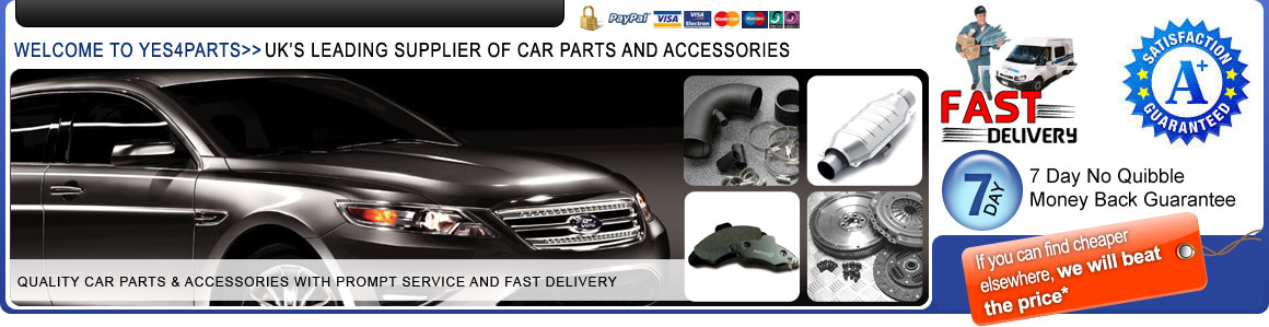 Uk's leading supplier of car parts & accessories